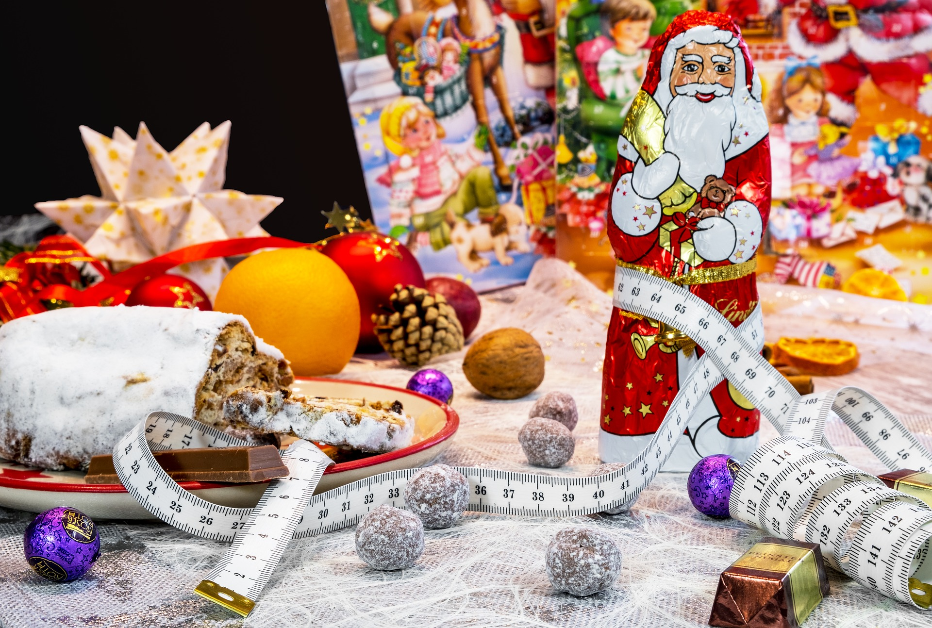 Bilder Nach Weihnachten.Abnehmen Nach Weihnachten So Purzeln Die Festtagskilos Fit Mit