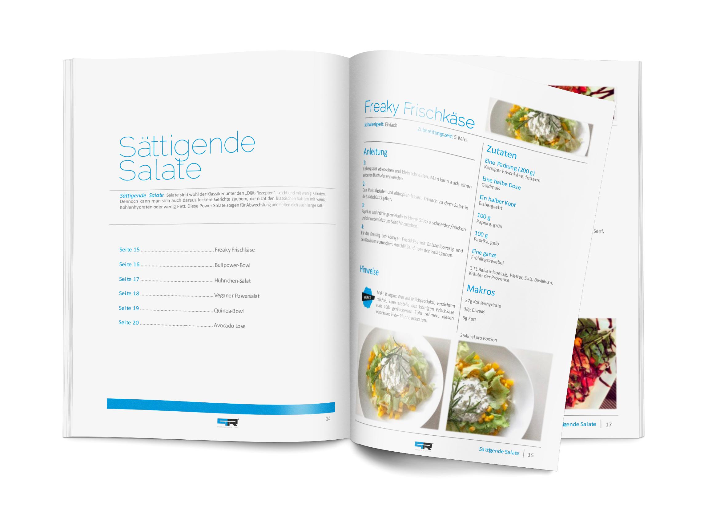 abnehmen ohne hungern das rezeptbuch ebook pdf fit mit pascal. Black Bedroom Furniture Sets. Home Design Ideas