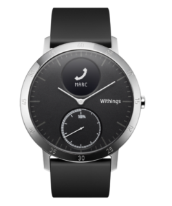 Fitnesstracker Review Withings Steel HR 5