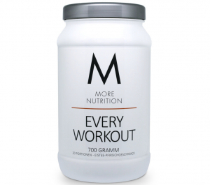 Empfehlung: MORE Nutrition Every Workout