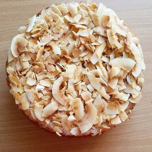 Buttermilch-Kokos-Kuchen Rezept 1
