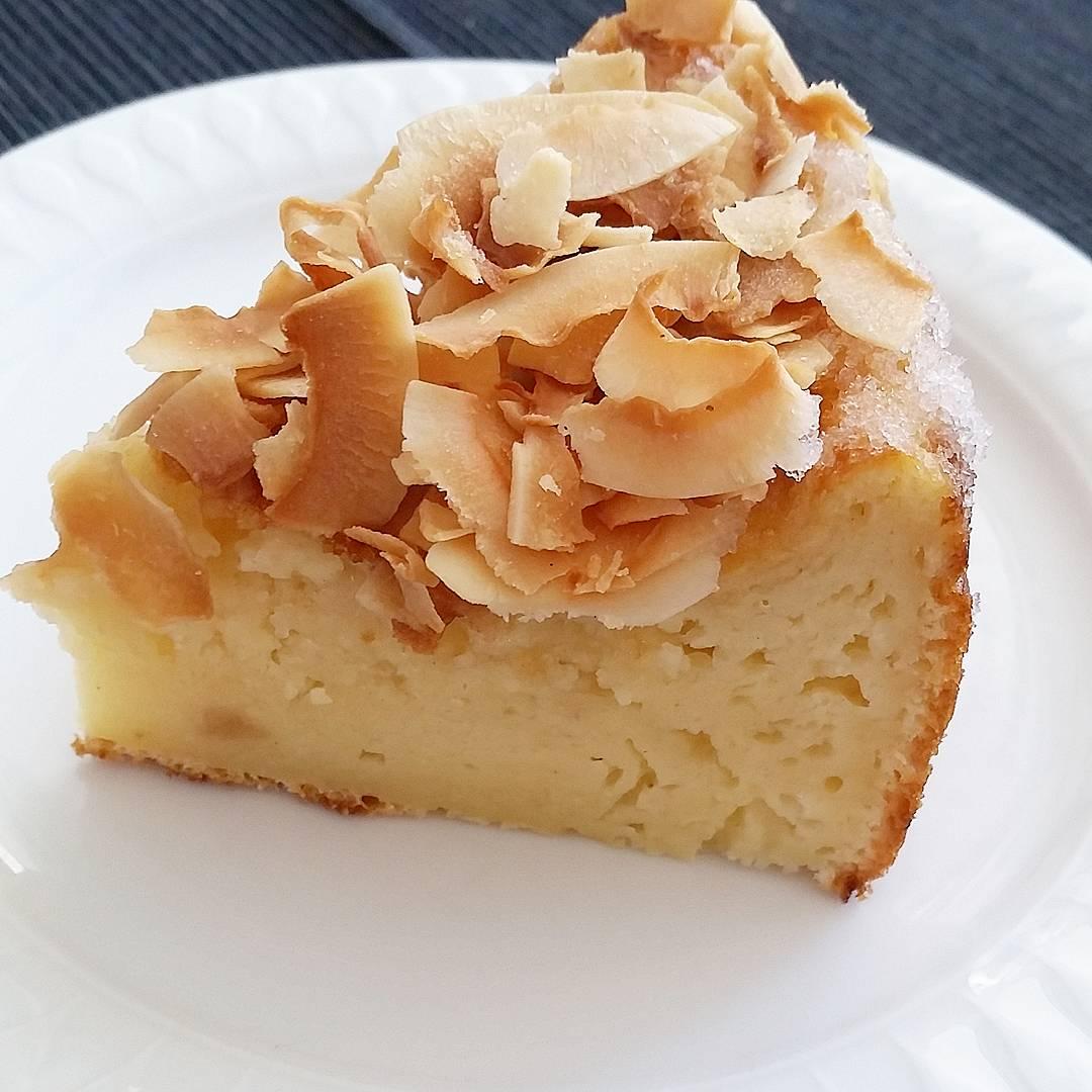 Leckeres Buttermilch Kokos Kuchen Rezept Fit Mit Pascal