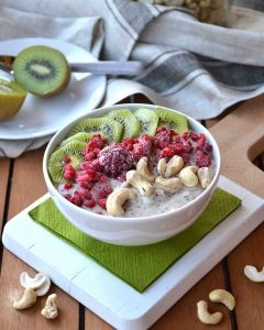 Chia-Porridge