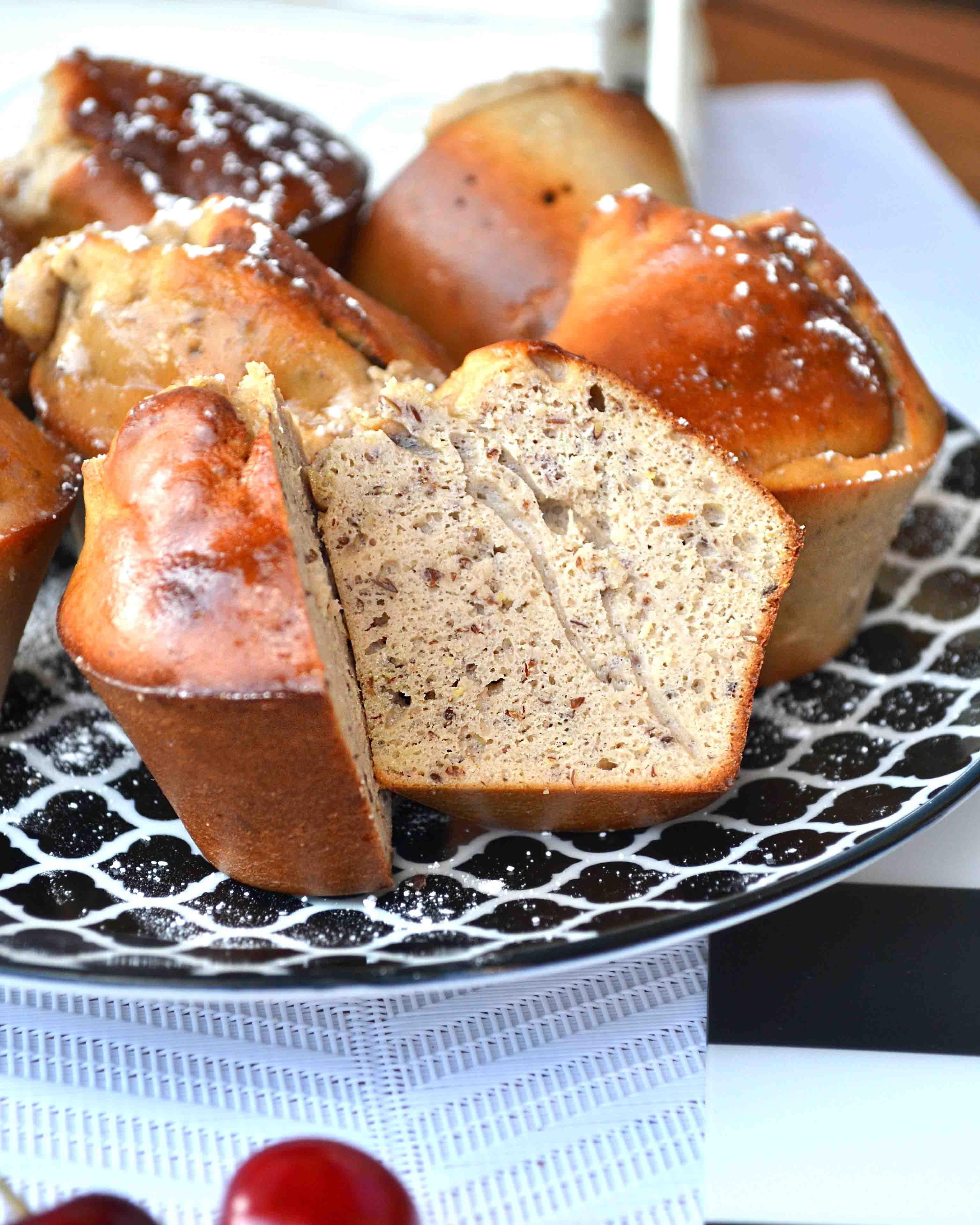 Chia-Muffins