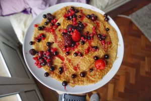 Protein Pancakes in 5 Minuten
