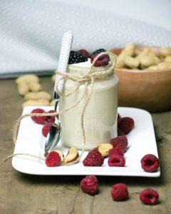 Bananen-Haferflocken Smoothie
