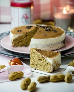 Peanutbutter-Gingerbread Cake