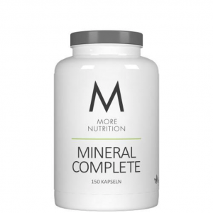 Empfehlung: MORE Nutrition Mineral Complete