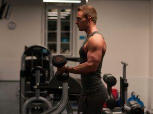 Fit mit Pascal Trainingsplan für Muskelaufbau 7