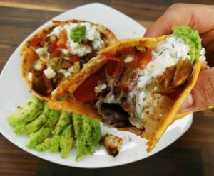 Gesunde Tacos Rezept