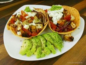 Rezept für selbstgemacht Tacos Low Fat Rezept