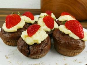 Rezept Muffins Schoko