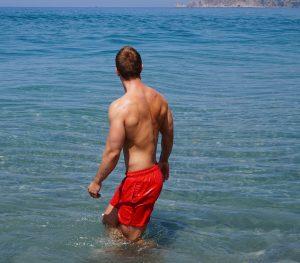 Gewicht halten im Urlaub