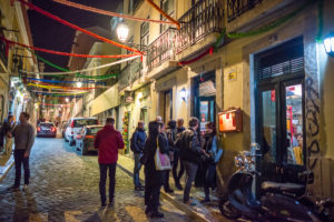 Eine Woche in Lissabon