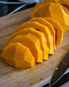 Zitronen-Kürbiskuchen