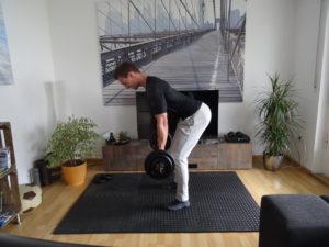 Langhantel Training für Zuhause 7