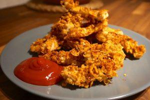 Leckeres Chicken Nuggets Rezept - Knusprige Chicken Nuggets zum selber machen 8