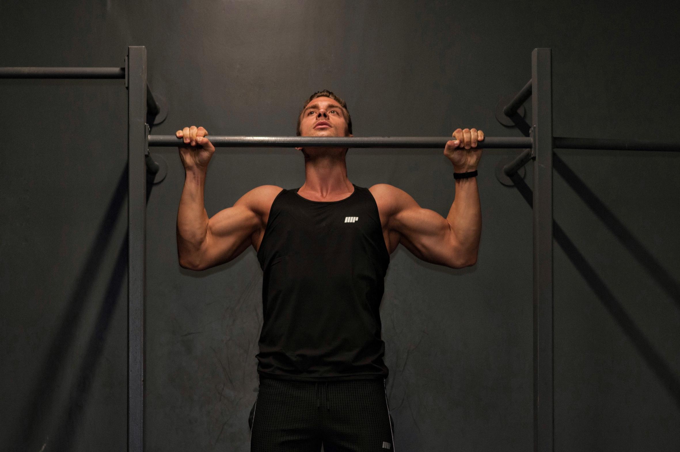 Muskeln aufbauen leicht gemacht | Fit mit Pascal
