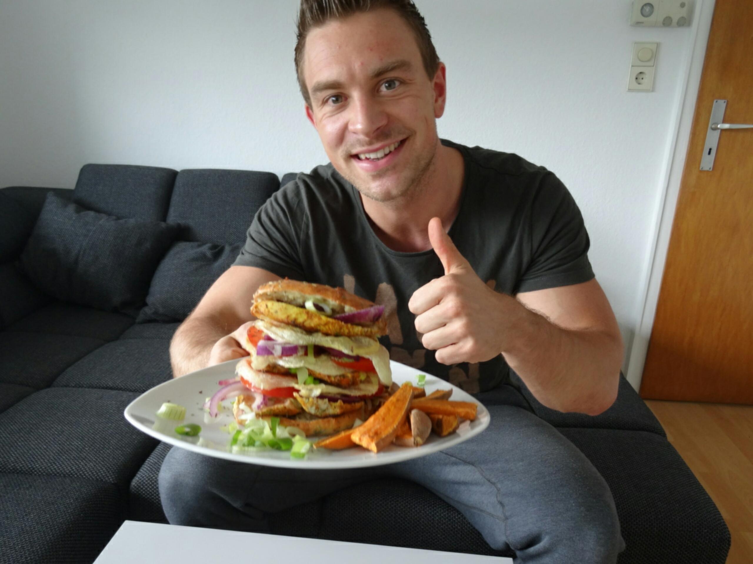 burger time gesunde burger selbst gemacht fit mit pascal. Black Bedroom Furniture Sets. Home Design Ideas