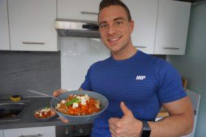 Protein Pasta Rezept 1