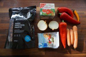 Protein Pasta Rezept 2