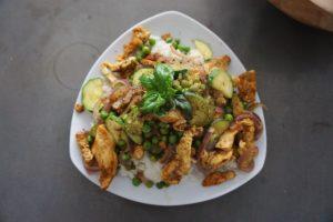 Reispfanne Rezept gesund (2)