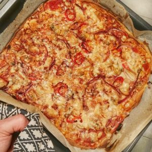 Rezept Sixpack Pizza Low Fat 1