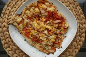 Rezept Sixpack Pizza Low Fat 2
