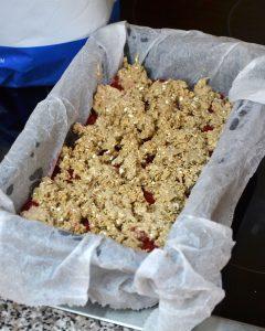 Himbeer Streuselkuchen