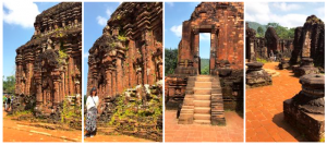 Vietnam Reiseblog My Son Tempel
