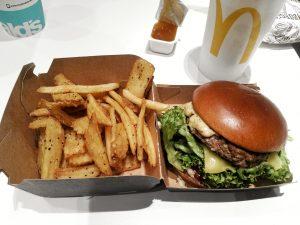 Warum macht Fast Food dick