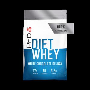 Empfehlung: PhD Diet Whey Protein