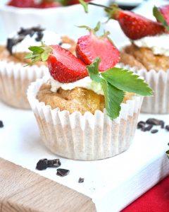 gesunde Zimt Muffins