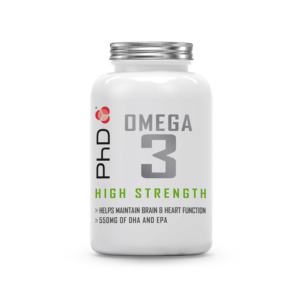 Empfehlung PhD Omega 3