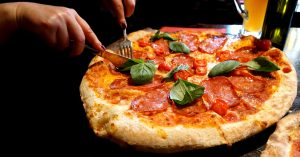 Auswärts essen in der Diät
