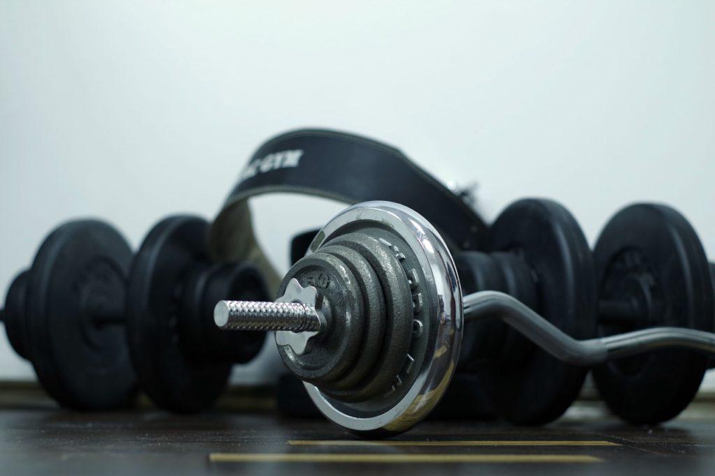 Fitness Blog Muskelaufbau